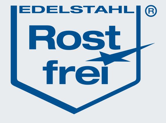 Rostfrei Logo